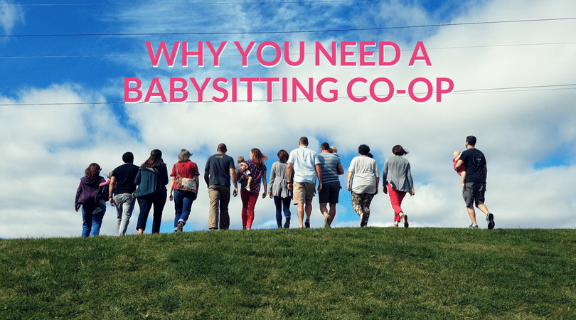 Babysitting Co-op 101: WHY To Swap Sits With Friends