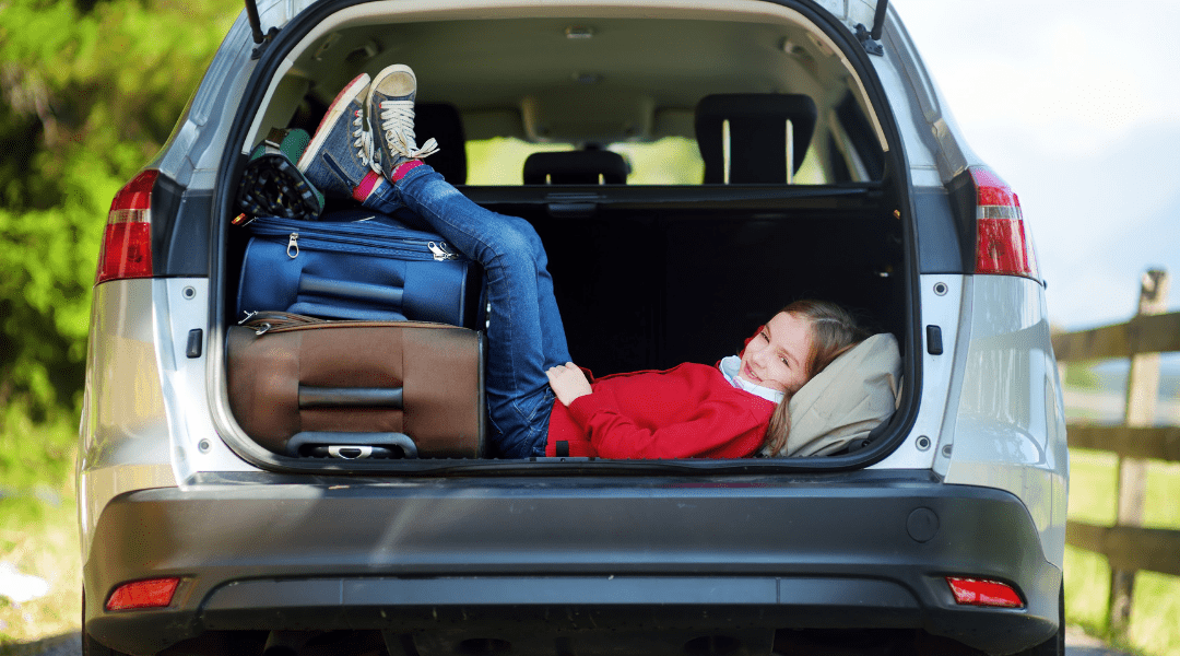 7 Tips For Surviving Holiday Road Trips With Kids