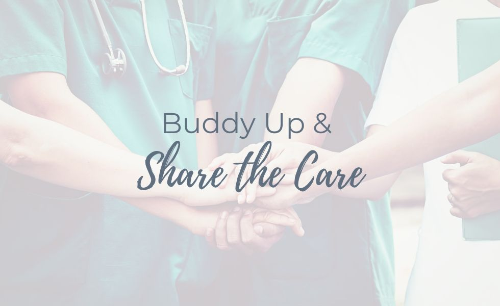 Essential Workers: Buddy Up for Safer Sit Swapping