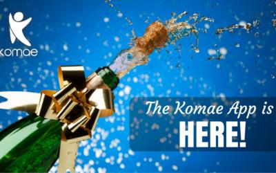 Pop the champagne! It's Komae's Birth Day!