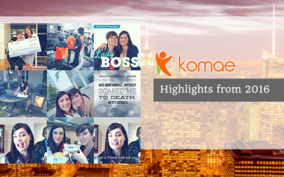 Komae Year in Review – 2016