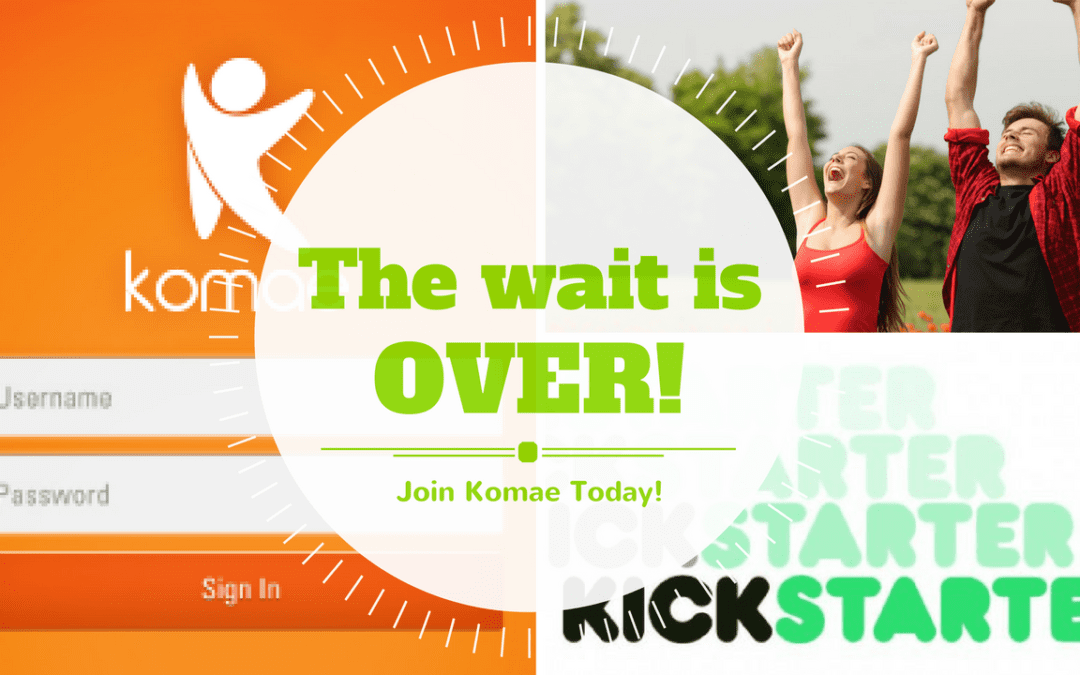 It's Official: Our Kickstarters Can Now Join Beta!
