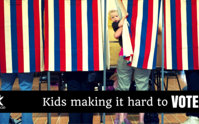 Three Easy Steps to VOTING with Kids