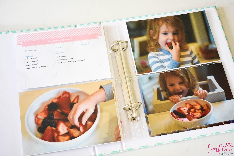 Sample Cookbook Page