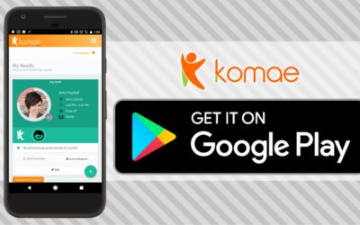Announcement: Komae is available on Google Play!